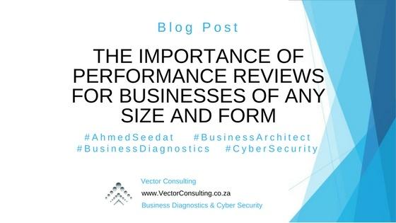 Performance reviews, employee development, business strategy, business risk, employee well being, importance of performance reviews
