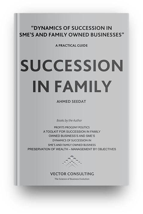 Practial Guide Succession in Family, books by Ahmed Seedat