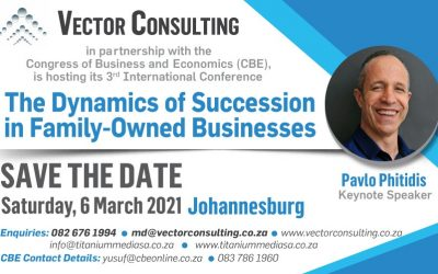 Dynamics of Succession in Family-Owned Businesses – 3rd Annual Conference
